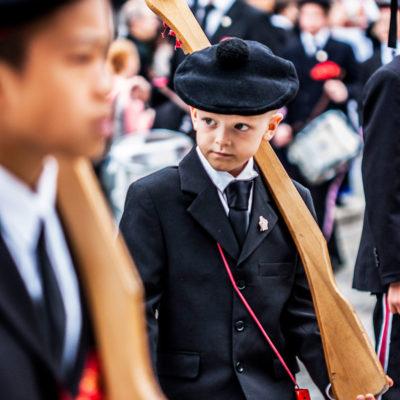Children Parade in Bergen
