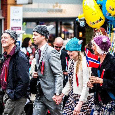 During the Constitution Day, Modern Norwegians Let the Ancient Fathers' Spirit Re-emerge