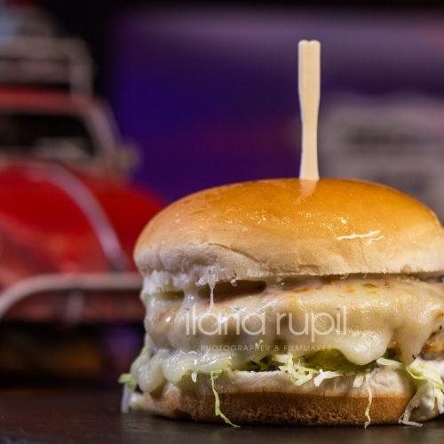 Truffle Chicken Burger