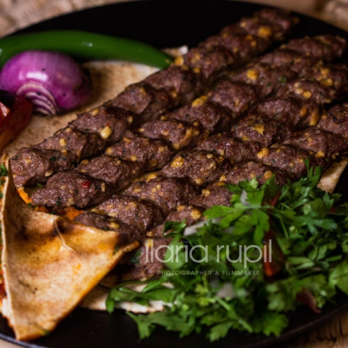 Cheese and Nuts Kabab